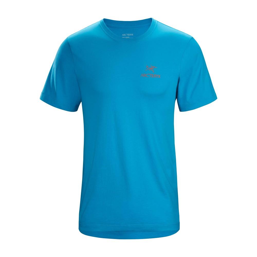 Arcteryx Emblem SS T-Shirt Mens Spiral