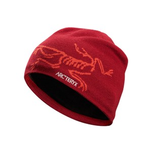 Arcteryx  Bird Head Toque in Red Beach/ Flare
