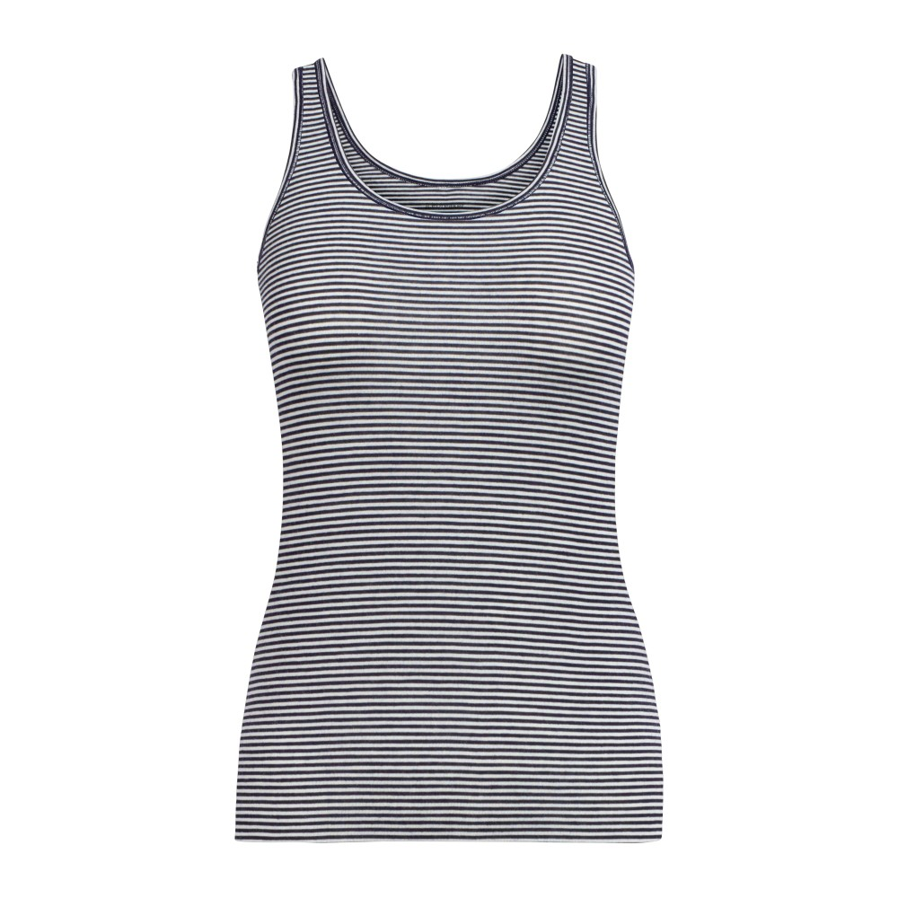 Icebreaker Siren Tank Womens Midnight Navy