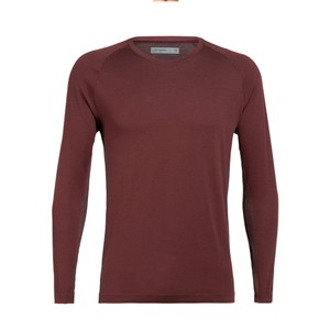 Icebreaker Motion Seamless LS Crewe Mens