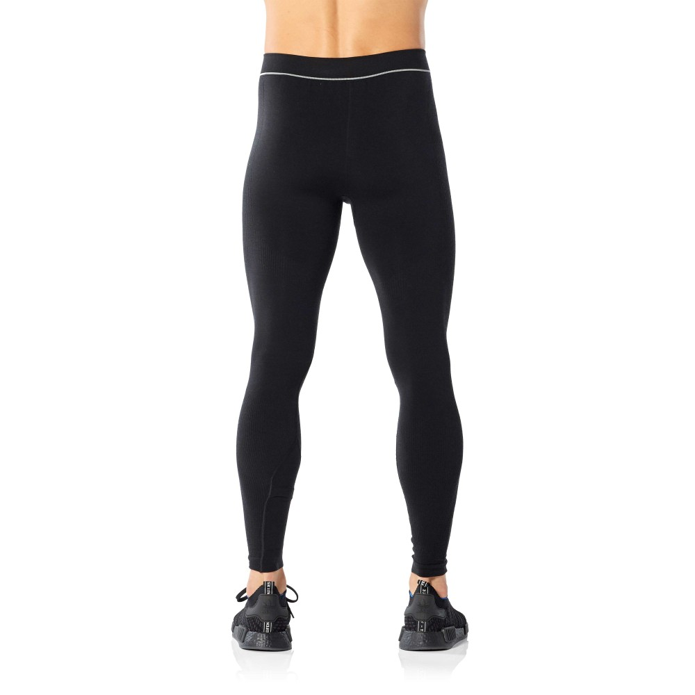 Icebreaker Motion Seamless Tights Mens Black