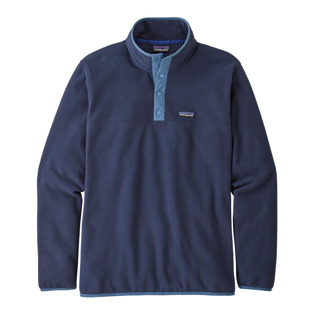 Patagonia Micro D Snap-T Pullover Mens New Navy