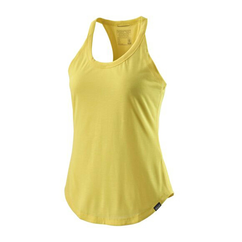 Patagonia Cap Cool Trail Tank Womens Pineapple