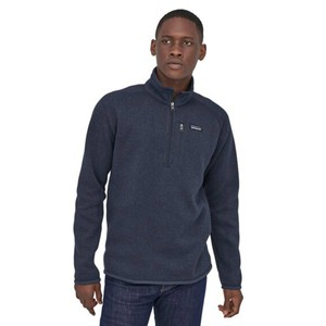 Better Sweater 1/4 Zip Mens New Navy