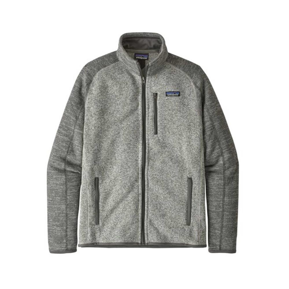 Patagonia Better Sweater Jacket Mens Nickel/Forge Grey