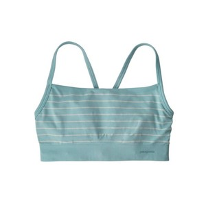 Patagonia Active Mesh Bra Womens in Sentinel Str - Big Sky Blue