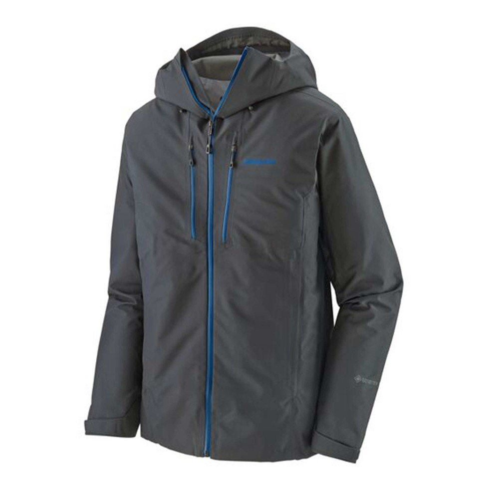 Patagonia Triolet Jacket Mens Smolder Blue
