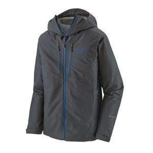 Patagonia Triolet Jacket Mens in Smolder Blue