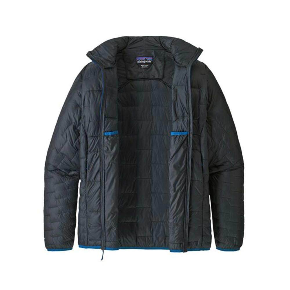 Patagonia Micro Puff Jacket Mens Smolder Blue