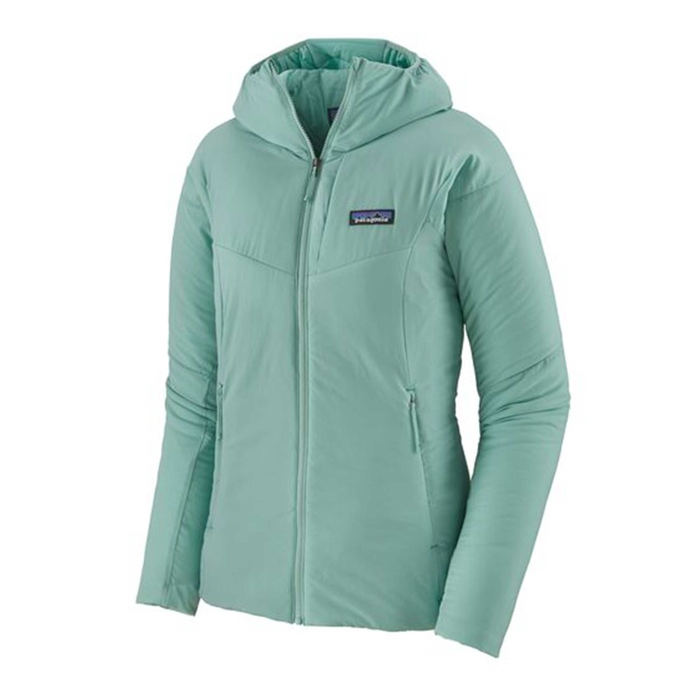 Patagonia Nano-Air Hoody Womens Gypsum Green