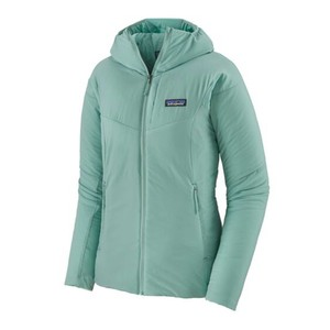 Patagonia Nano-Air Hoody Womens in Gypsum Green