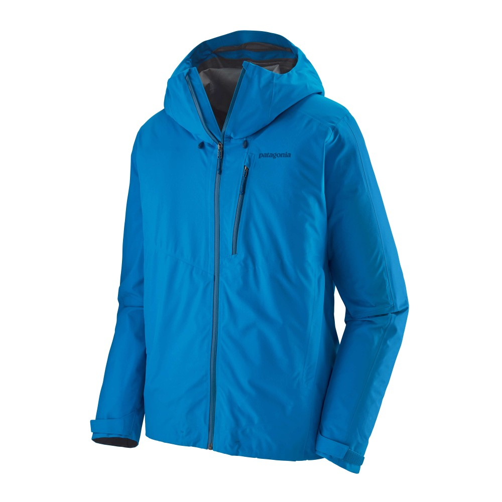 Patagonia Calcite Jacket Mens Andes Blue