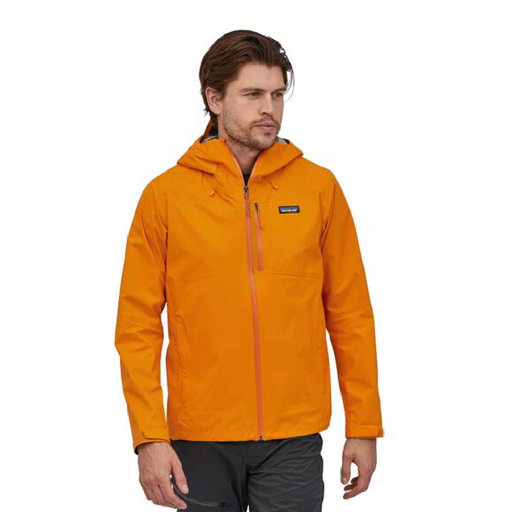 Patagonia Rainshadow Jacket Mens Mango