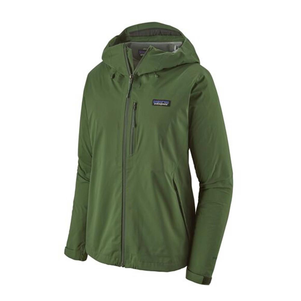 Patagonia Rainshadow Jacket Womens Camp Green