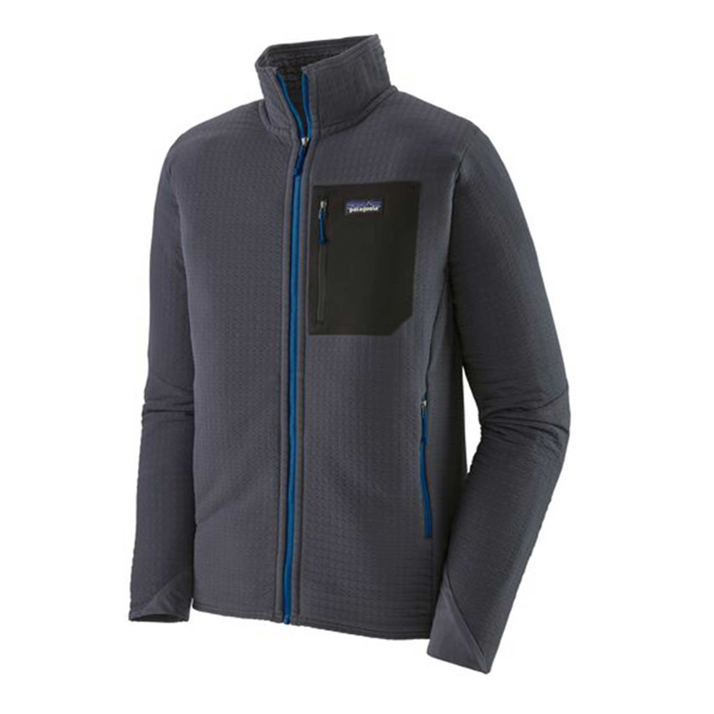 Patagonia R2 Techface Jacket Mens Smolder Blue