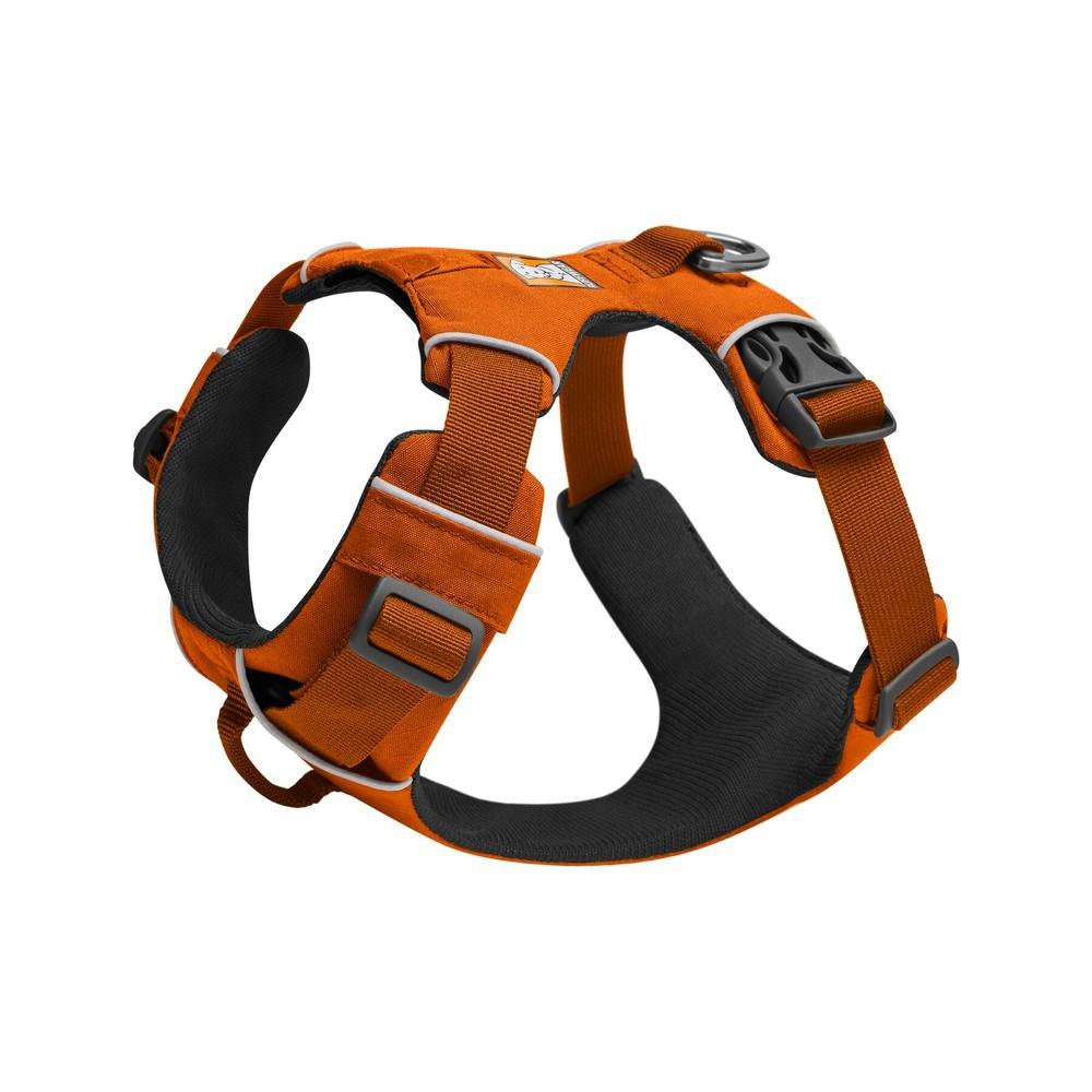 Ruffwear Front Range Harness 2020 Campfire Orange