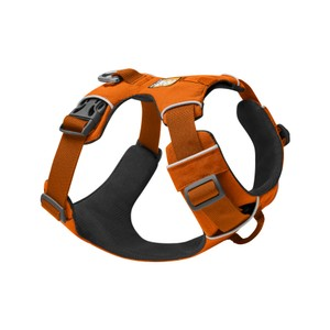 Ruffwear Front Range Harness in Campfire Orange