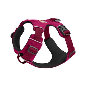 Ruffwear Front Range Harness in Hibiscus Pink