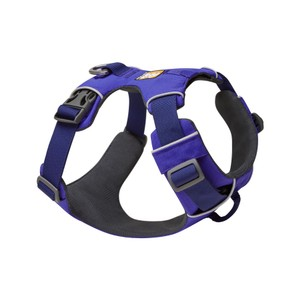Ruffwear Front Range Harness in Huckleberry Blue
