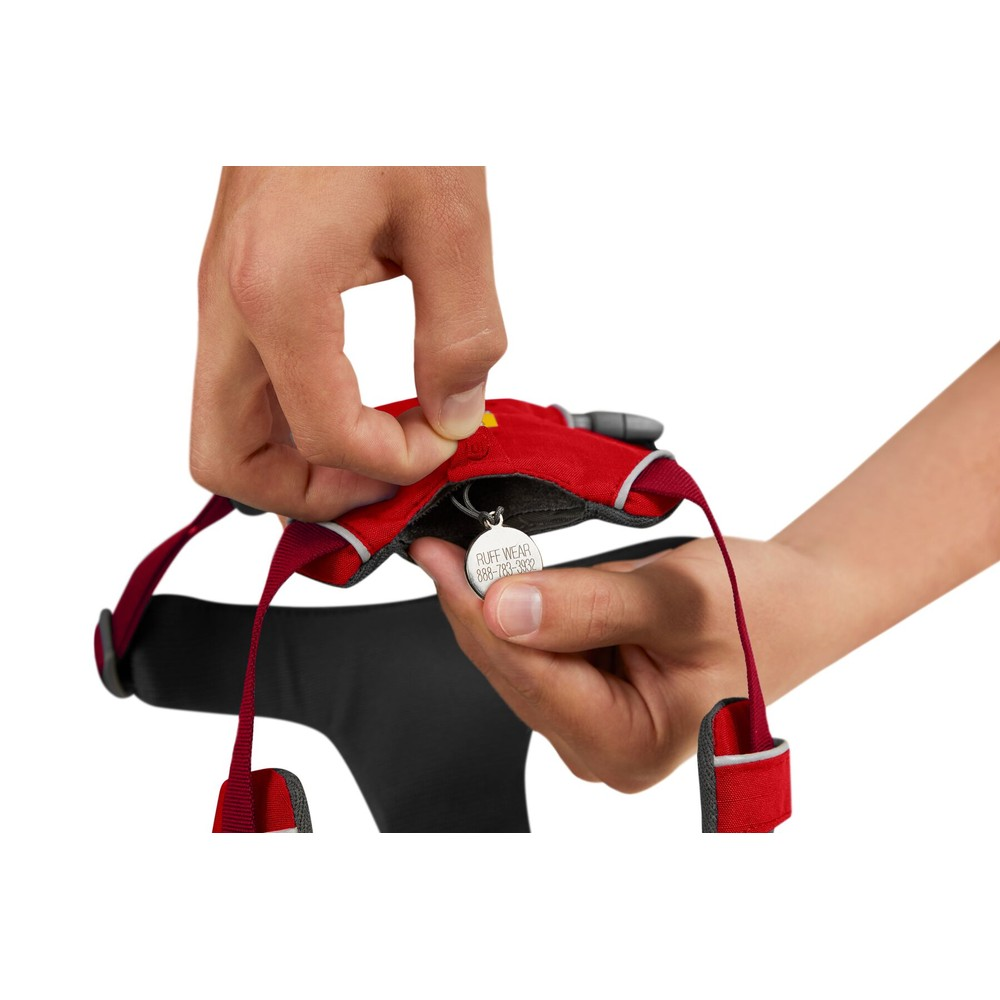 Ruffwear Front Range Harness 2020 Red Sumac