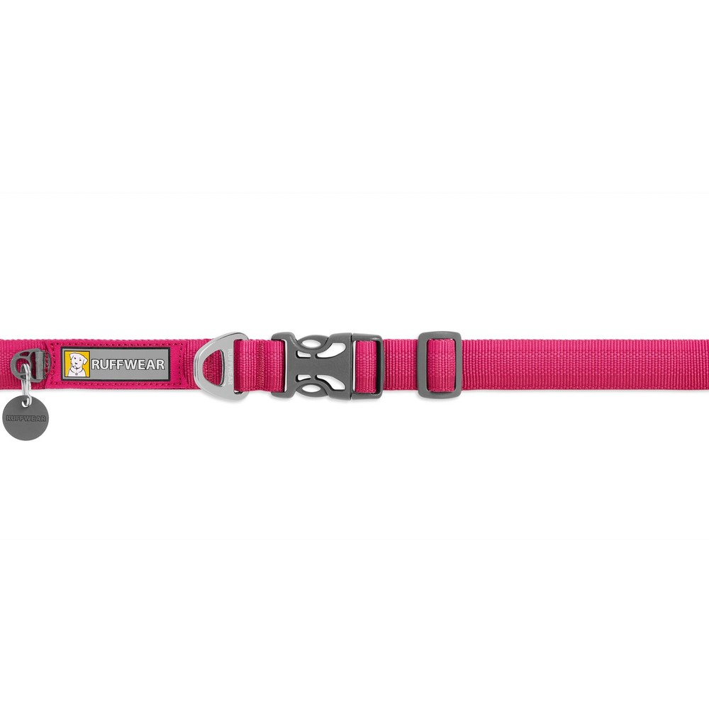 Ruffwear Front Range Collar Hibiscus Pink