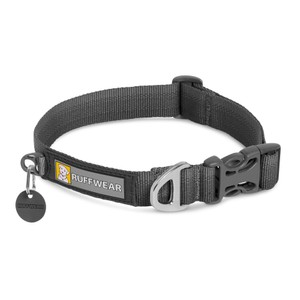 Ruffwear Front Range Collar in Twilight Grey