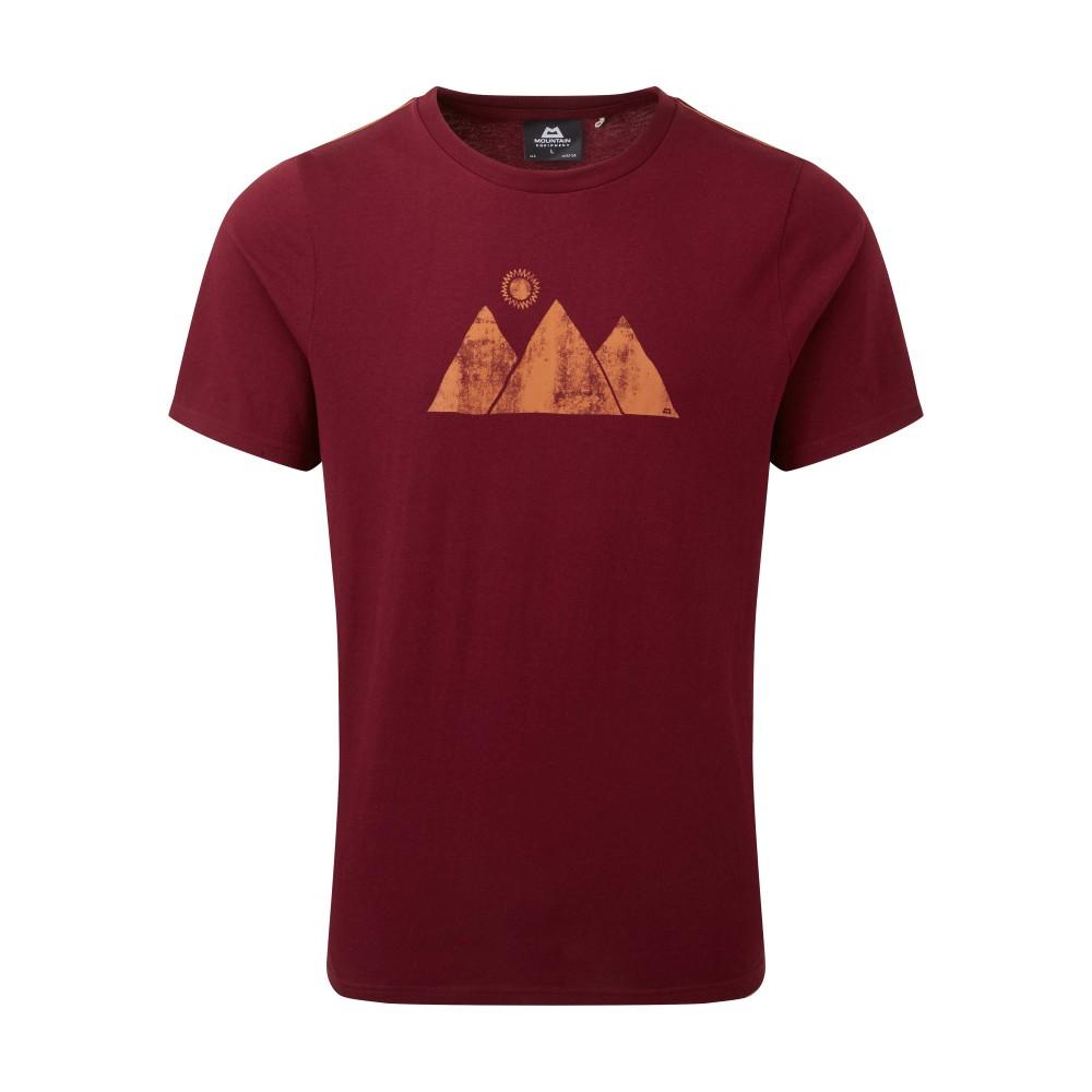 Mountain Equipment Mountain Sun Tee Mens PORT