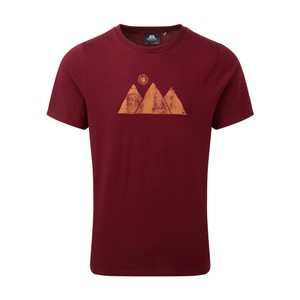 Mountain Equipment Mountain Sun Tee Mens in PORT