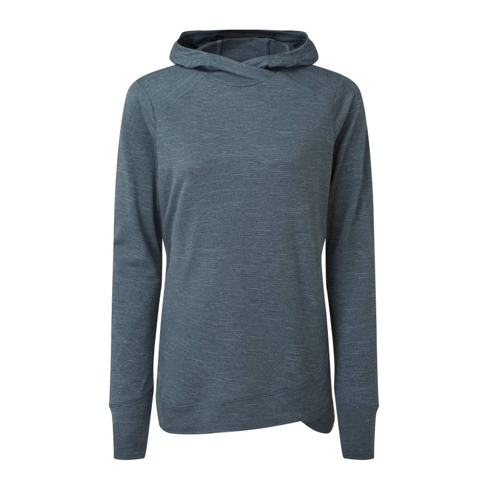 Mountain Equipment Depiction Hoody Womens Moorland Slate