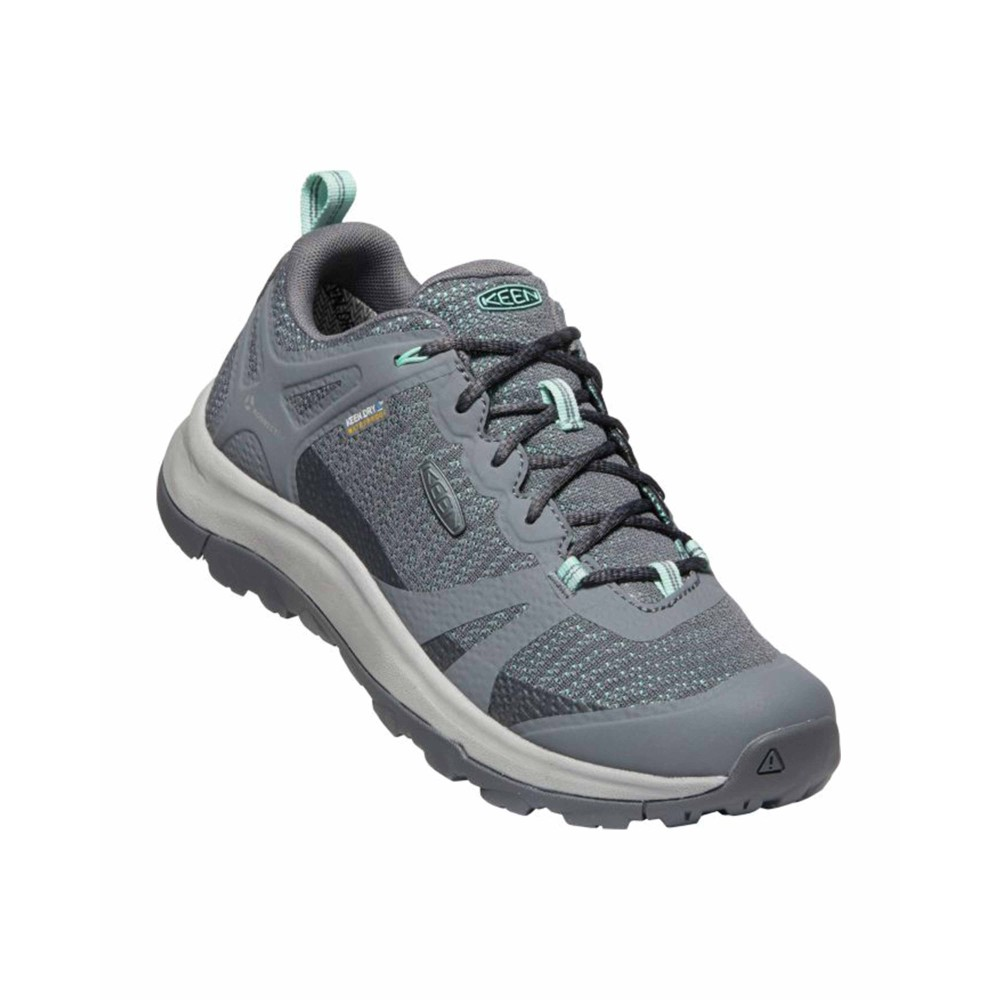 Keen Terradora II WP Womens Steel Grey/Ocean Wave