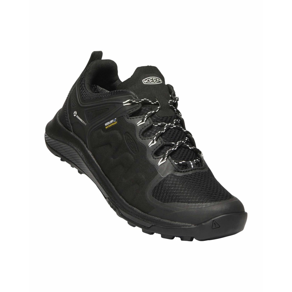 Keen Explore WP Womens Black/Star White