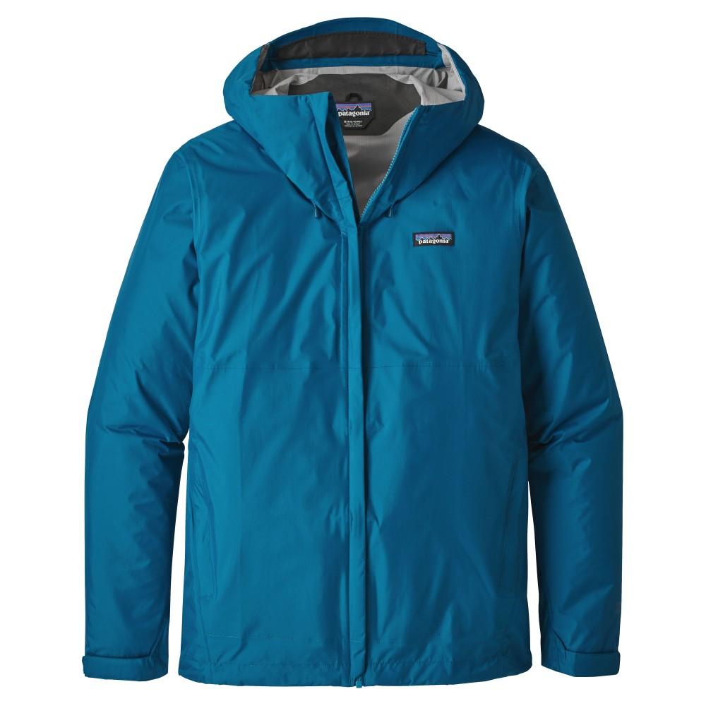 Patagonia Torrentshell Jacket Mens Balkan Blue