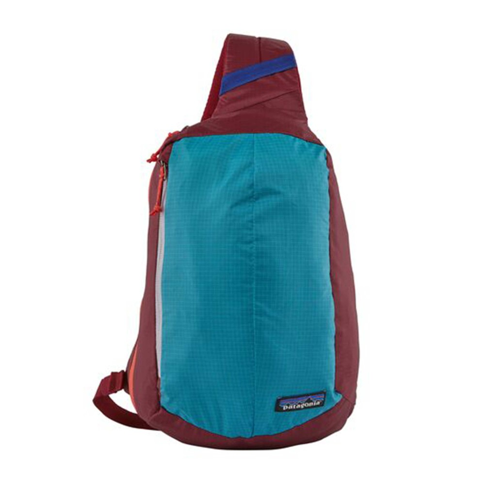Patagonia Ultralight Black Hole Sling Patchwork: Curacao Blue
