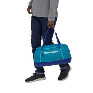 Patagonia Ultralight Black Hole Duffel 30L in Curacao Blue