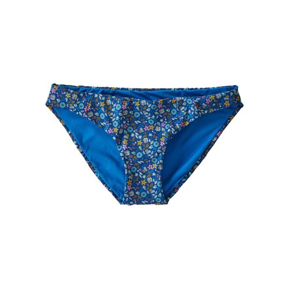 Patagonia Sunamee Bottoms Womens Cover Crop Wild: Superior Blue