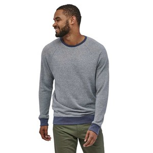Patagonia Trail Harbor Crewneck Sweatshirt Mens