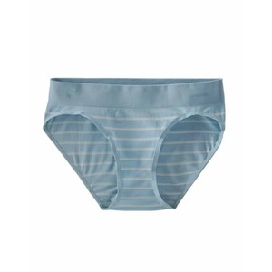 Patagonia Active Briefs Womens in Sentinel Str - Big Sky Blue
