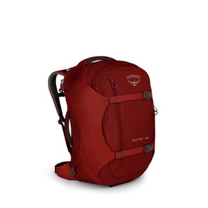 Osprey Porter 46 in Diablo Red
