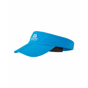 Mountain Equipment Squall Visor Mens in Finch Blue