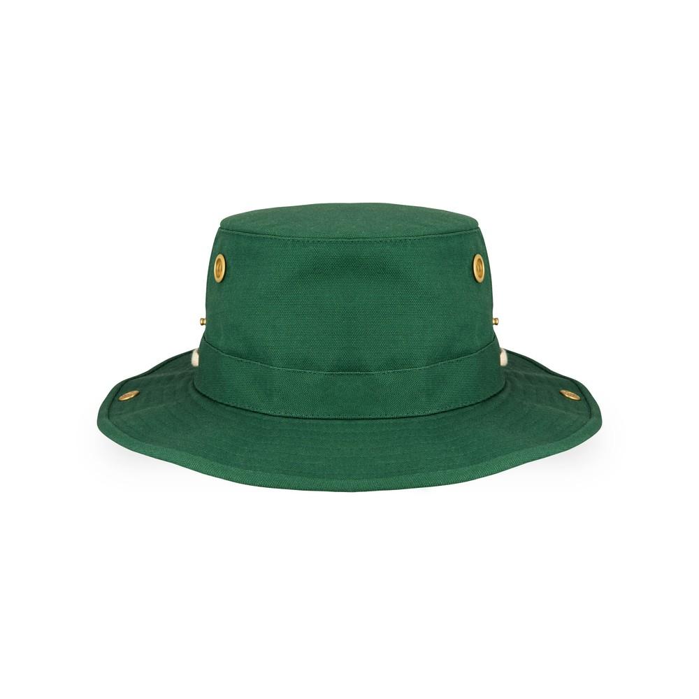 Tilley Endurables The Classic T3 Cotton Duck Hat Hunter Green