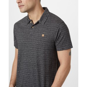 tentree Hemp Polo Mens