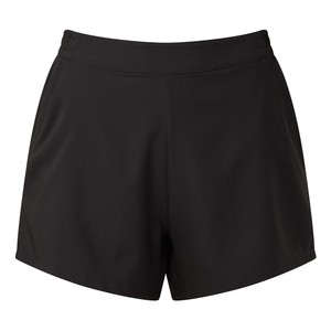 tentree Heat Wave Short Womens in Meteorite Black