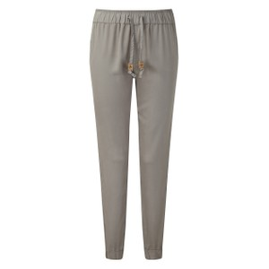tentree Colwood Pant Womens in Hi Rise Grey
