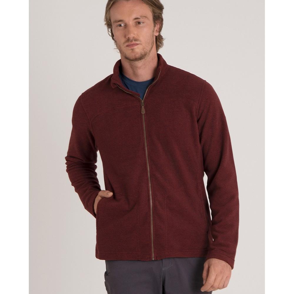 Sherpa Rolpa Jacket Mens Potala Red