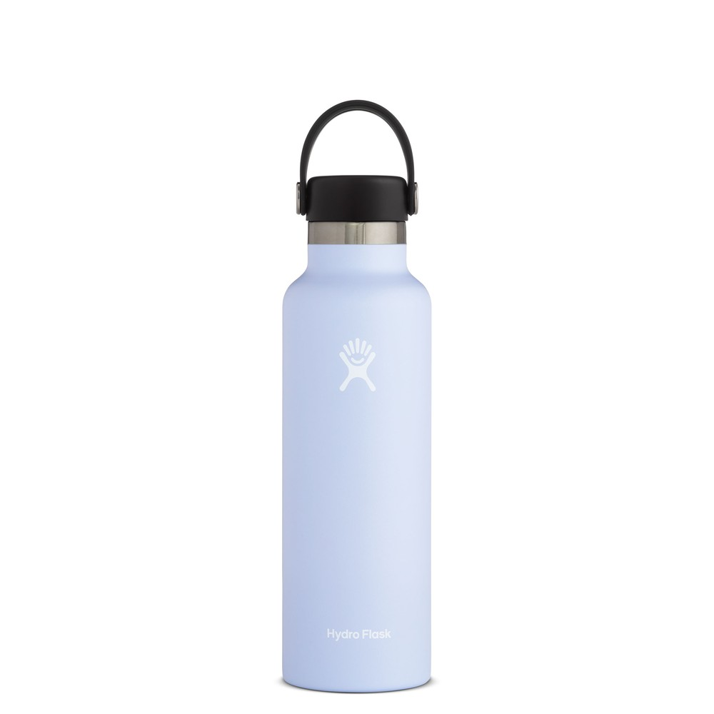 Hydro Flask 21oz Standard w/std Flex Cap Fog