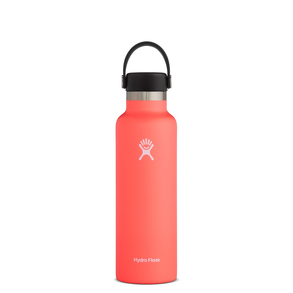 Hydro Flask 21oz Standard w/std Flex Cap Hibiscus