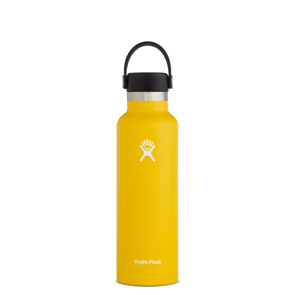 Hydro Flask 21oz Standard w/std Flex Cap Sunflower
