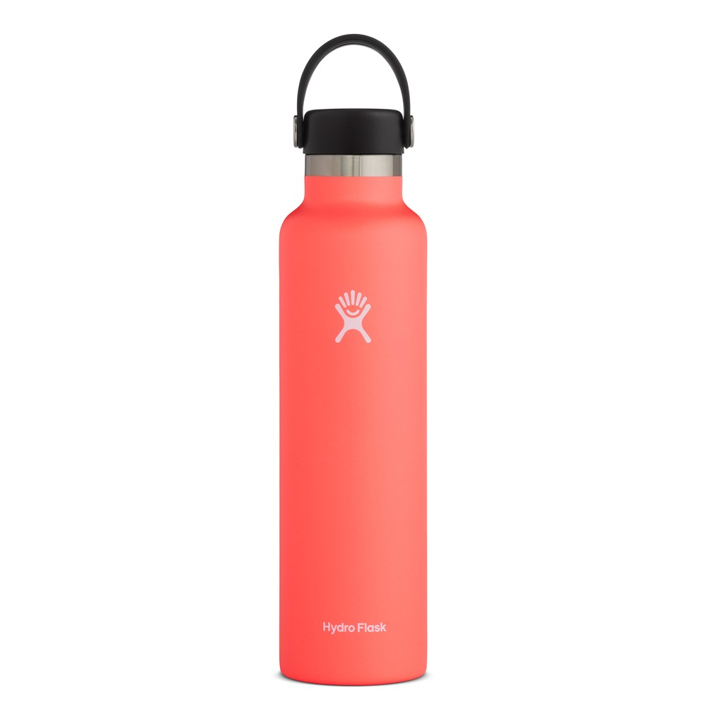 Hydro Flask 24oz Standard Mouth Hibiscus