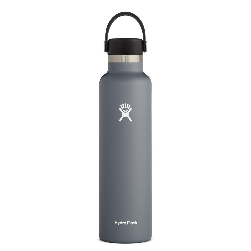 Hydro Flask 24oz Standard Mouth Stone