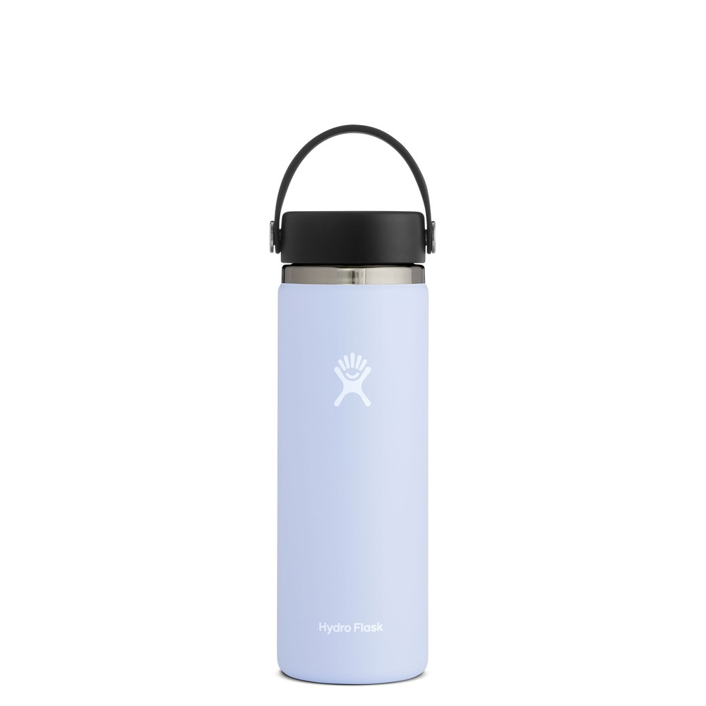 Hydro Flask 20oz Wide Mouth w/Flex Cap 2.0 Fog